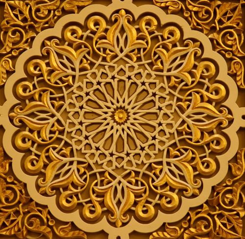 Islamic Art Designs | Blog on Islamic Art – Stars in Symmetry