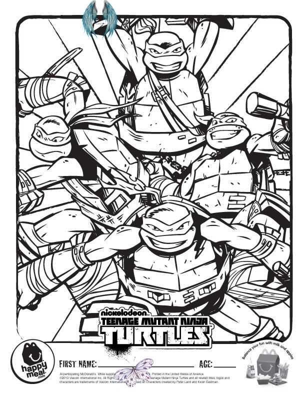 - Teenage Mutant Ninja Turtle Coloring Page - Youngandtae.com Teenage Mutant Ninja  Turtle Coloring Page Teenage Mutant Ninja Turtle Coloring Page. Teenage  Mutant … I 2020