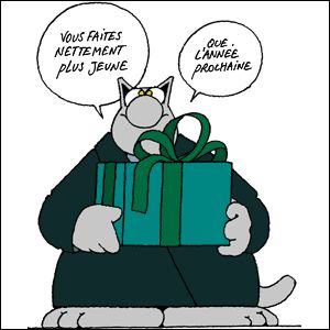 tête chat geluck dessin - Google Search
