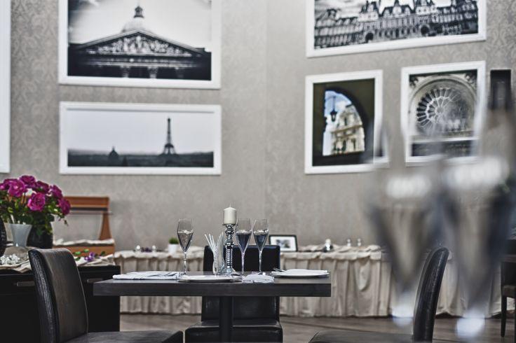 Провести деловую встречу, организовать торжество, заказать первоклассный кейтеринг или просто вкусно покушать - все это предлагает Le Dome.