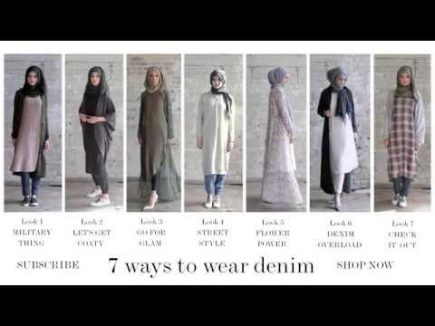 My Everyday Hijab Style! | Aminachebbi - YouTube