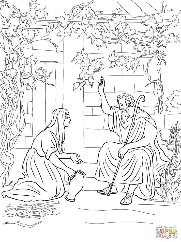 Fein Bibel Geschichte Malvorlagen Joseph Galerie - Ideen färben ...