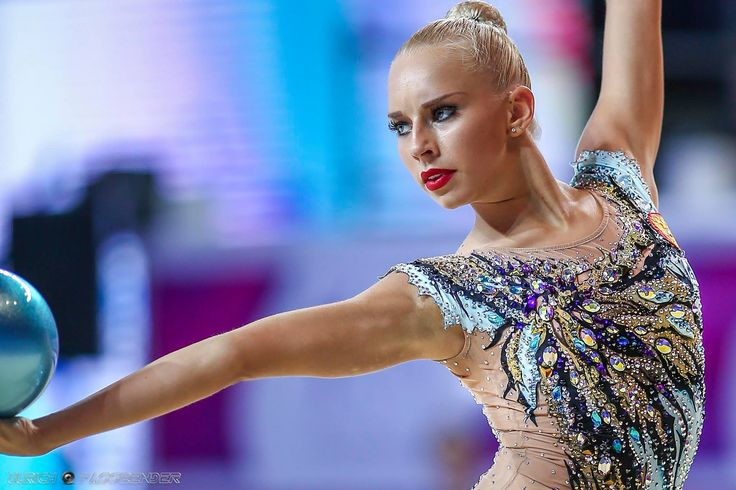 Yana Kudryavtseva (Russia), European Championships (Holon) 2016