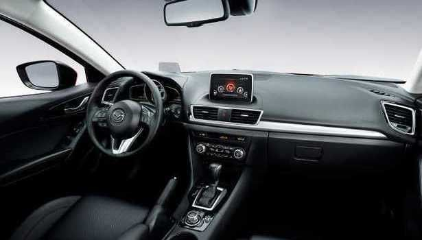 2017 Mazda 3 - interior