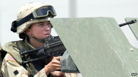 """The US Marines have announced plans to start training women for combat. """"Capt Jacob also said he felt the adjustment to women in infantry combat roles would really be a case of the men serving with them accepting them as equals, as he felt any woman qualified to enter the training would have little trouble in performing to the same level as her male counterpart."""": Army, Girl, Women Shooting Guns, Afghanistan, Combat Troop, Armored Vehicles, Machine Guns"""