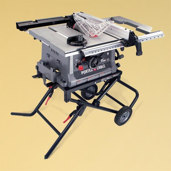Toh Tested Portable Table Saws