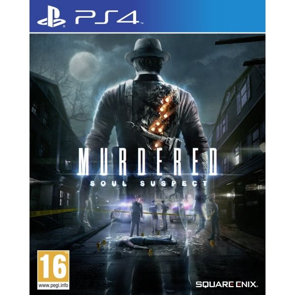 Games - Murdered Soul Suspect (PS4)
