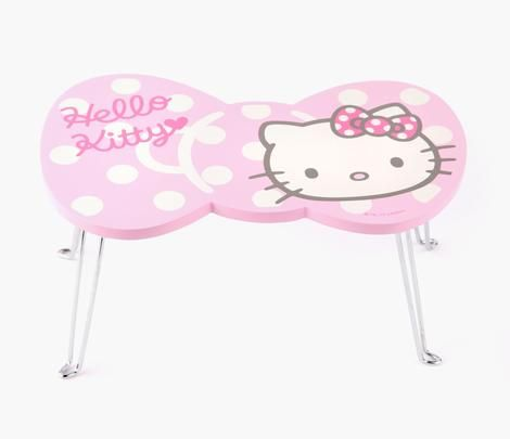 HK |❣| HELLO KITTY Ribbon Multipurpose Foldable Table Stand