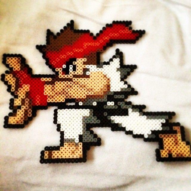 534 Best Images About Perler Nerder On Pinterest Mario