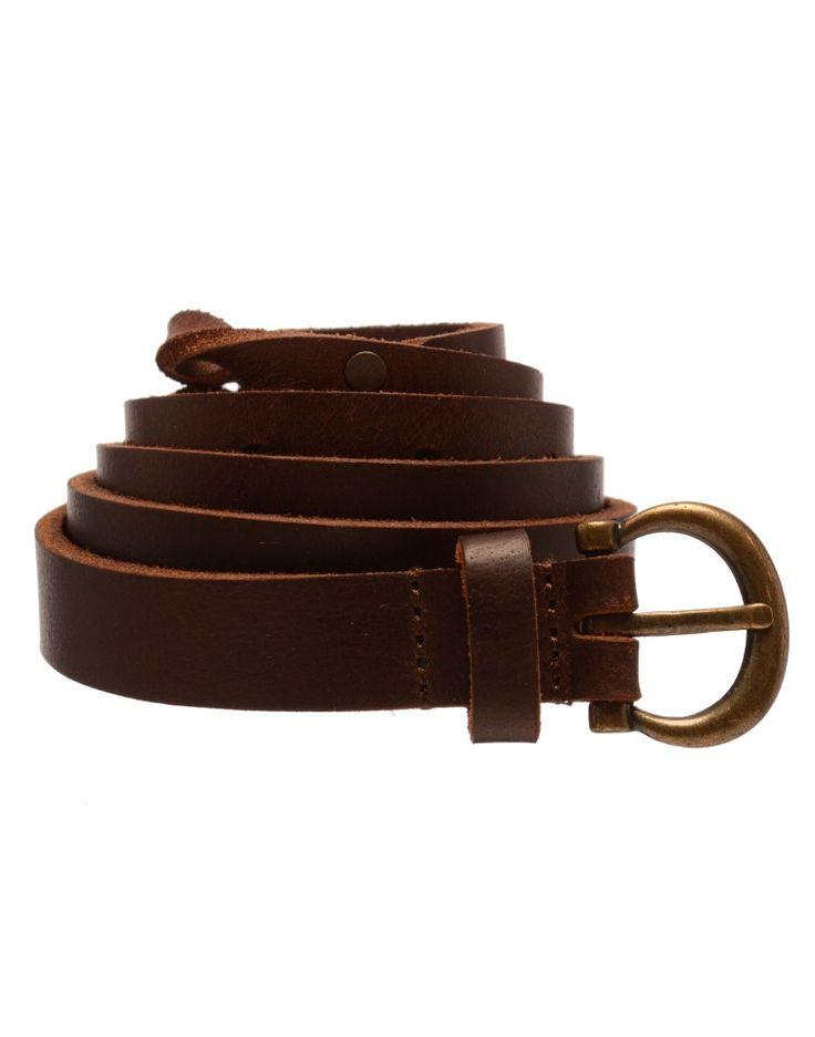 LEE | Twisted Sister Belt in Cinnamon - Women - Style36