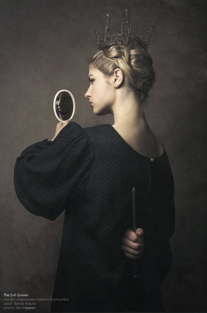 Fairytale Series: The Evil Queen by SlevinAaron on DeviantArt