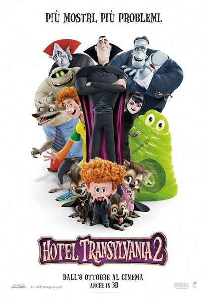 [[VEDERE!!]] Hotel Transylvania 2 Film Completo Streaming Online      Link Download Hotel Transylvania 2   === http://tinyurl.com/p549ajh