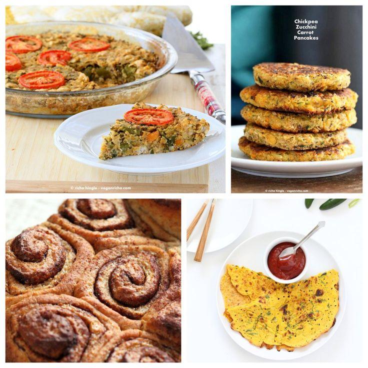 Vegan Holiday Recipes! VeganRicha.com #vegan