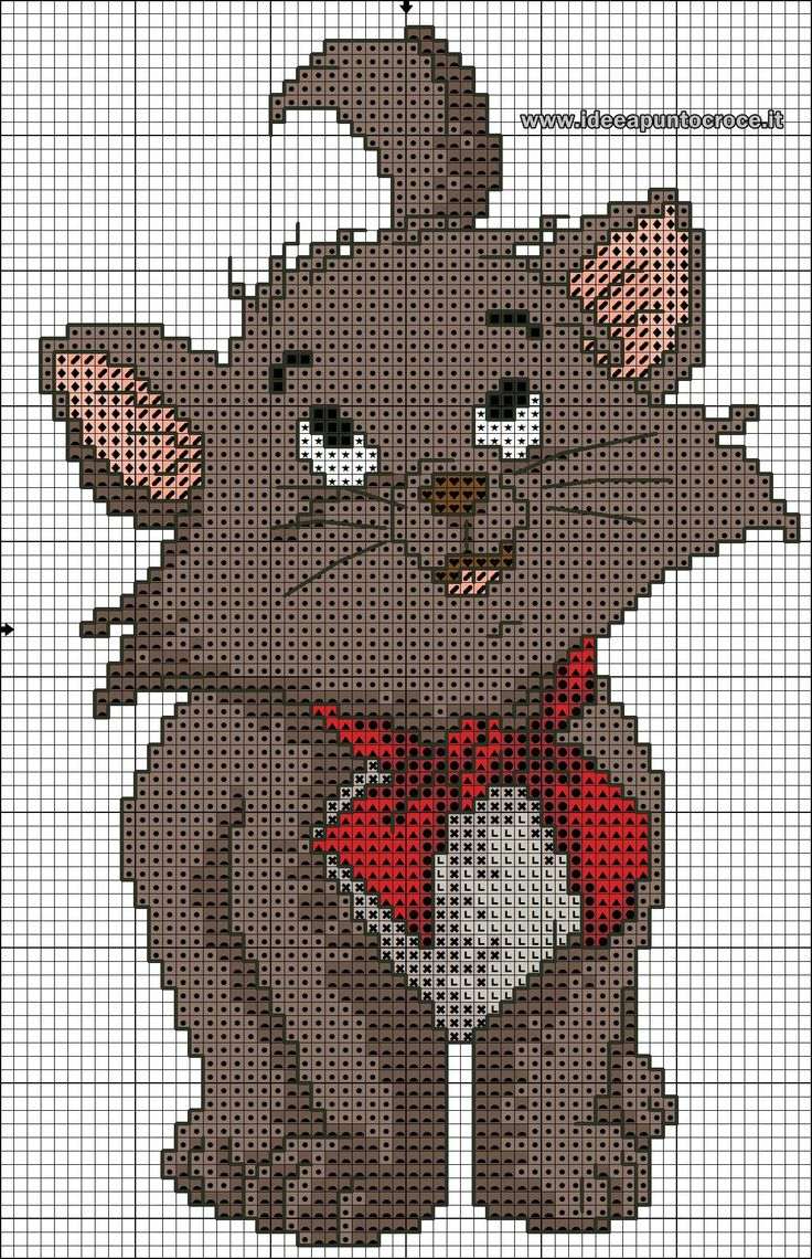 1033 best images about the aristocats 1970 on pinterest for Schemi punto croce paperino