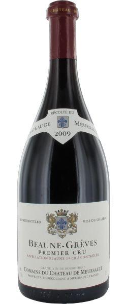 Domaine du Château de Meursault Beaune 1er cru Grèves 2009 15,5/20 Beaucoup d'élégance et de longueur avec la saveur typique des Grèves, à la fois léger et dense, belle longueur.    En savoir plus : http://avis-vin.lefigaro.fr/vins-champagne/bourgogne/cote-de-beaune/meursault/d18035-domaine-du-chateau-de-meursault/v22427-domaine-du-chateau-de-meursault-beaune-1er-cru-beaune-greves/vin-rouge/2009