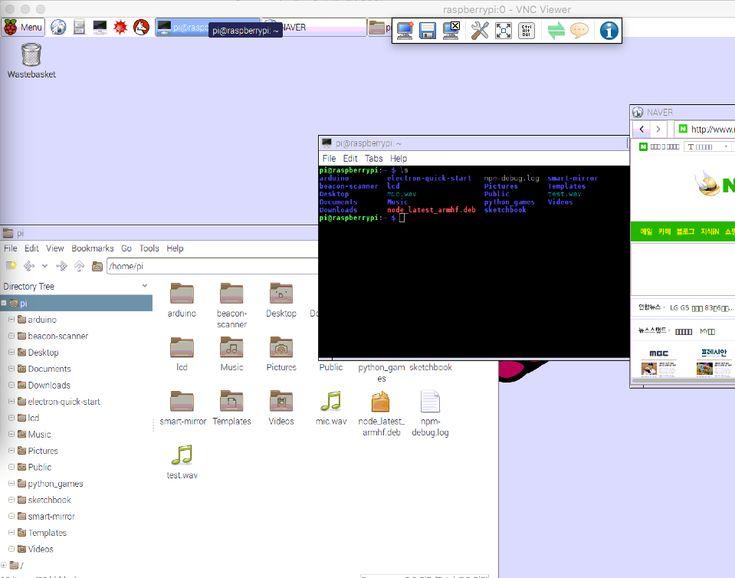 이전 포스트에서 라즈베리파이 개발환경 꾸미기에 대해서 시리즈로 연재했는데요, 주요 컨셉은 라즈베리파이를 하나의 컴퓨터 처럼 모니터, 키보드, 마우스 연결해서 쓰는 형식이 아닌 개발보드로 연결해서 터미널로만 연결해서 사용할 수 있는 방법에 대해서 알아 보았어요. 라즈비안 OS 설치하기 키보드 모니터 없이 라즈베리파이 Login 하기 Wifi 설정 / 기본 설정하기 파이썬 + Eclipse로 라즈베리파이 개발하기 라즈베리파..