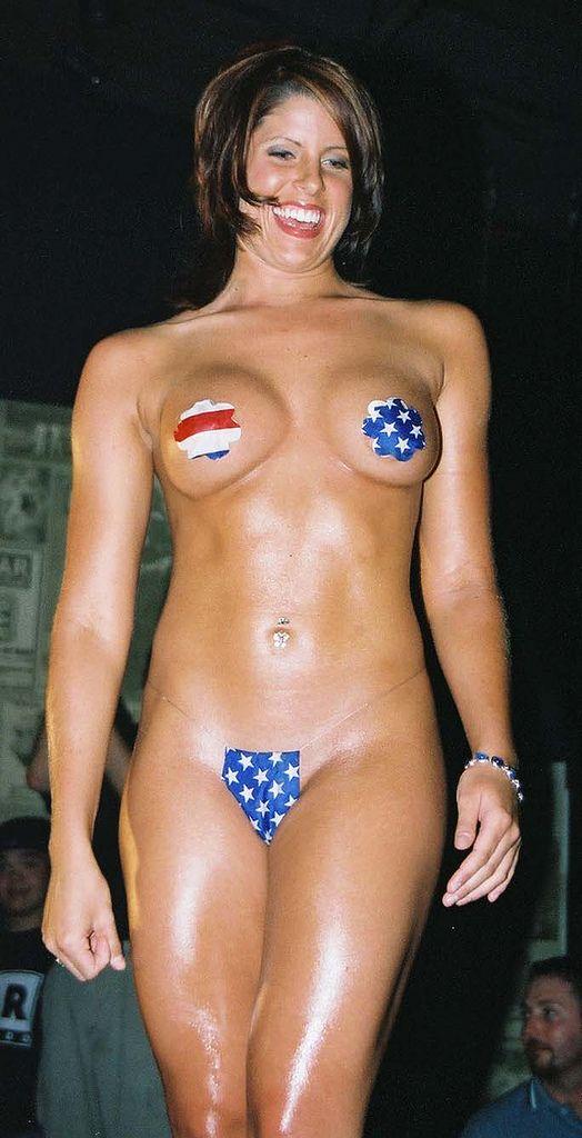 Naked southern flag girls 9