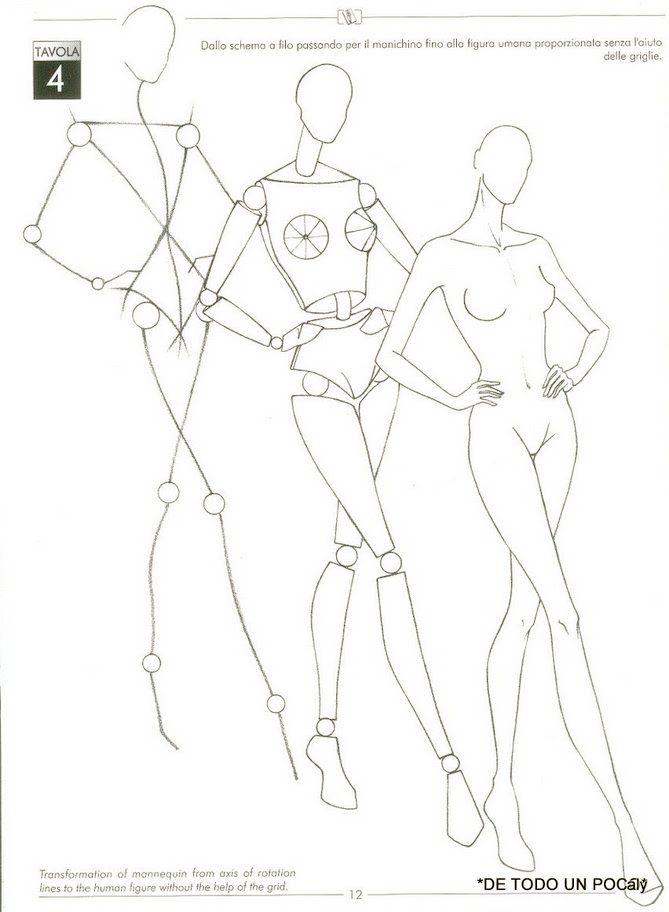 Fashion pose