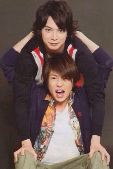 Matsumoto & Aiba - Arashi