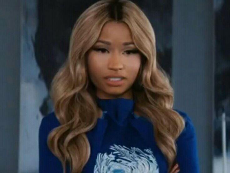 Nicki Minaj Hair Styles: 532 Best Nicki Minaj!!! Images On Pinterest