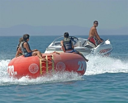 Water sports in Croatia