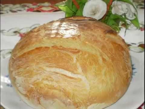 Moje pyszne, łatwe i sprawdzone przepisy :-) : Rewelacyjny chleb z garnka :-) Polecam-najlepszy :-)