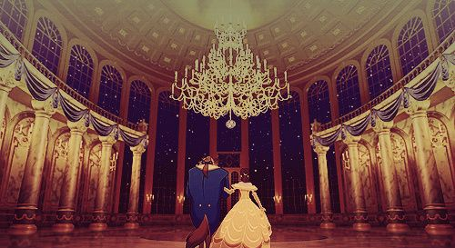 """""""Tale as old as time, true as it can be, barely even friends, then somebody bends, unexpectedly. Just a little change, small to say the least, both a little scared, neither one prepared, Beauty and the Beast."""""""