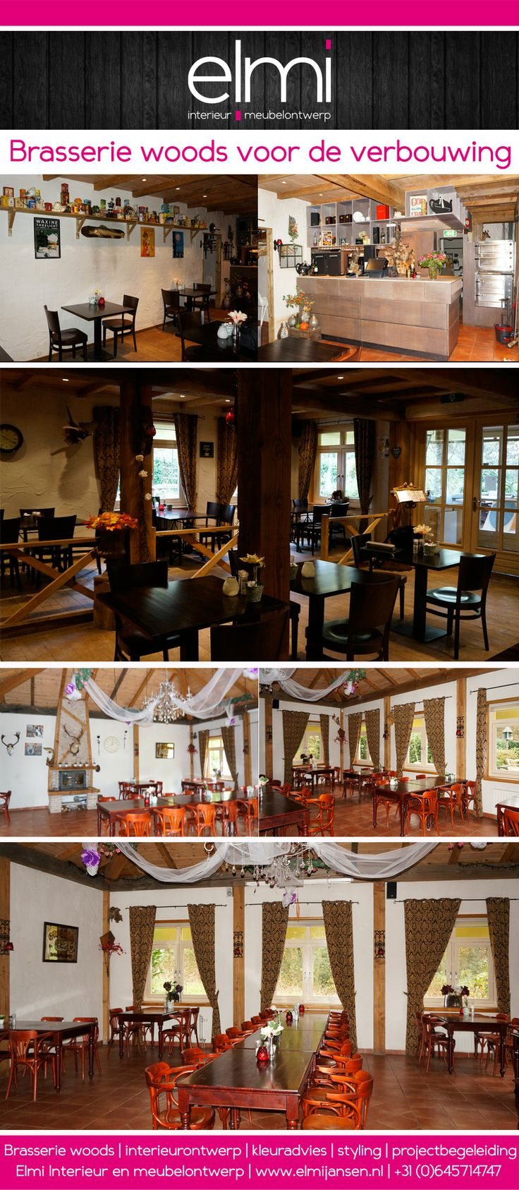 17 best images about ontwerp brasserie woods in oosterhout on pinterest d interieur and woods - Meubelontwerp ...