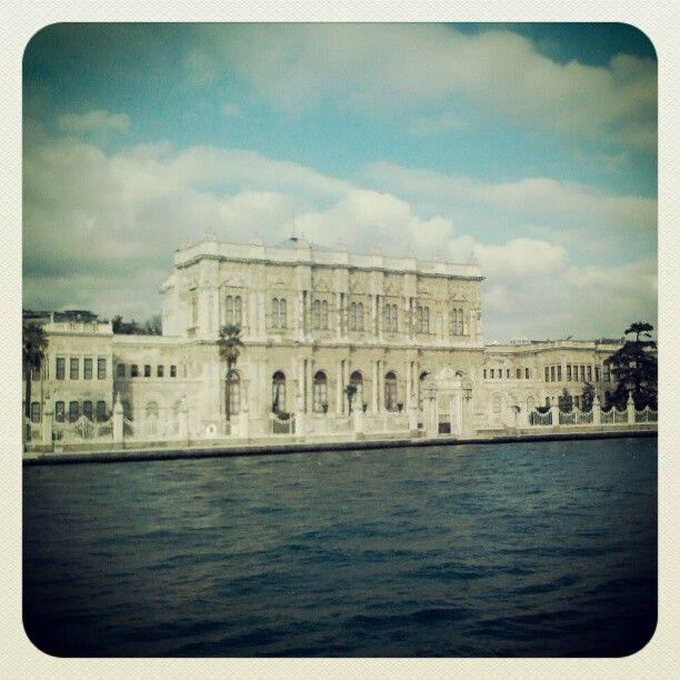 Dolmabahçe Sarayı şu şehirde: Beşiktaş, İstanbul