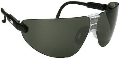 3M Lexa Safety Glasses with Gray Anti-Fog Lens