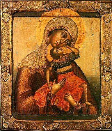 20 ноября большой церковный праздник: Иконы Божией Матери «Взыграние Младенца»