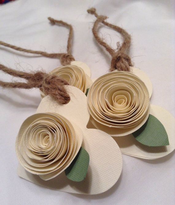 Heart gift tag. Wedding gift tag. Christmas gift by kC2Designs, $4.75