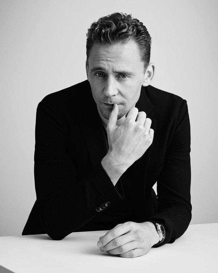 Just Tom Hiddleston.