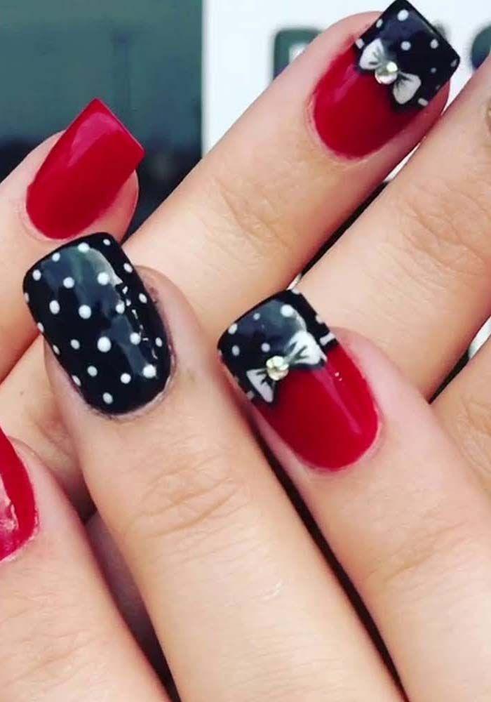 Red Lace Nail Design At Spaxs Nail Bar Trendy Nails Lace Nails Holiday Nails