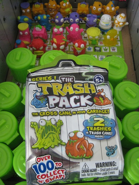 Trash Pack by J.E.Moores, via Flickr