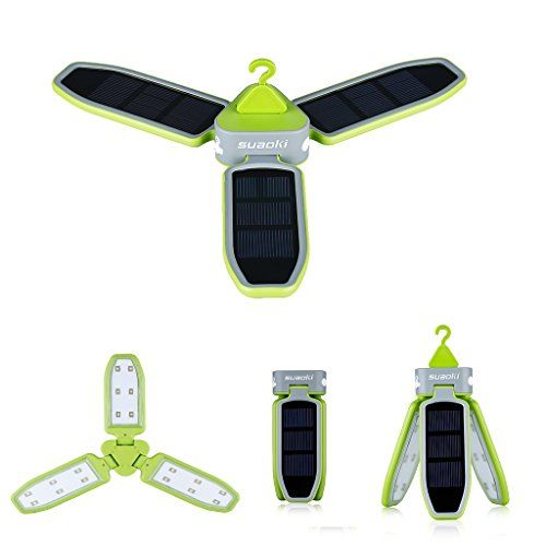 Suaoki Collapsible Clover Style 18 Led Brightest Camping ...