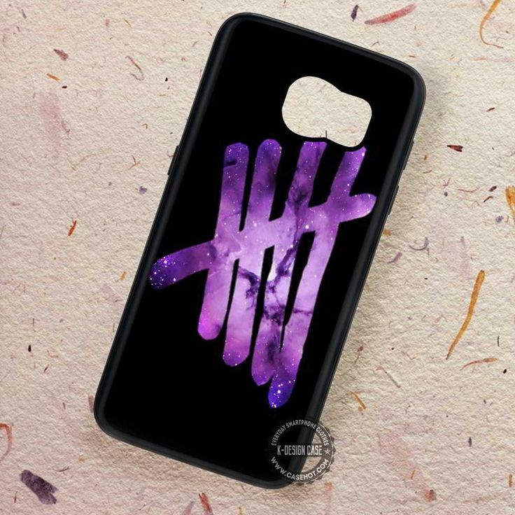 My Favorite Band Logo 5sos - Samsung Galaxy S7 S6 S5 Note 7 Cases & Covers