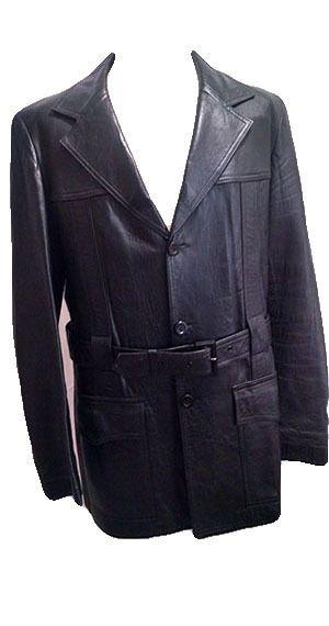 Golding of Newmarket Leather Jacket #GoldingofNewmarket