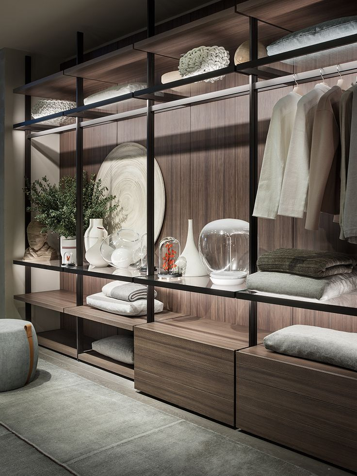 104 best closet vanity walk in wardrobe bedroom for Bedroom storage inspiration