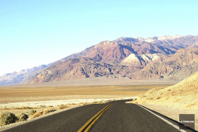Pèlerinage dans les déserts américains