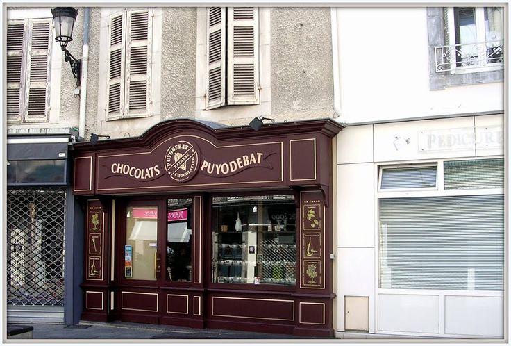 LOURDES - Chocolats Puyodebat