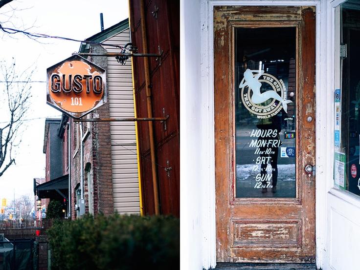 Toronto restaurants // Tracy Zhang Photography