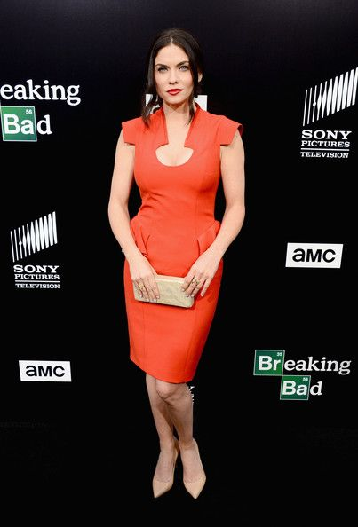Fabulously Spotted: Jodi Lyn O'Keefe Wearing Basler - AMC Celebrates the Final Episodes of 'Breaking Bad' - http://www.becauseiamfabulous.com/2013/07/jodi-lyn-okeefe-wearing-basler-amc-celebrates-the-final-episodes-of-breaking-bad/