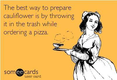 Yes! My favorite recipe for cauliflower!
