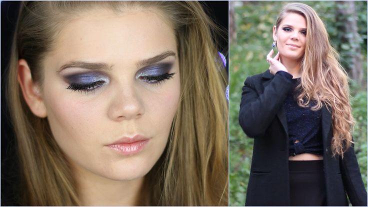 Yılbaşı Makyajı | Benimle Hazırlanın  Gecenin renklerini gözlerinize taşıyan bu makyajı kaçırmayın!