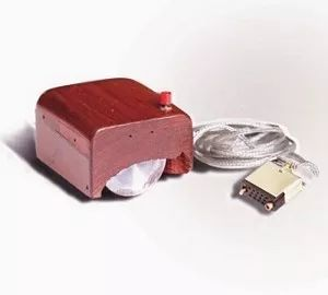 """From """"What the Dormouse Said"""" by John Markoff. The computer mouse. In 1964, Douglas Engelbart of the Stanford Research Institute (SRI) invented what became known as the computer mouse. It was..."""