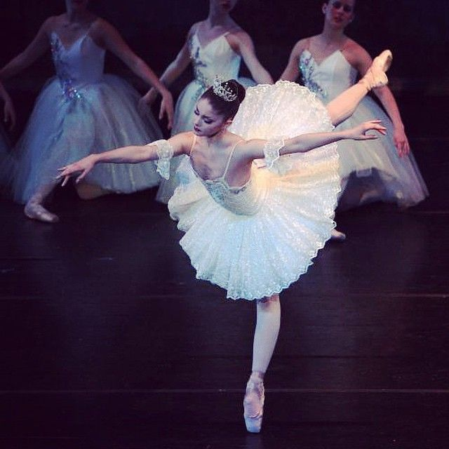 Kathryn Morgan...Sleeping Beauty Ballet