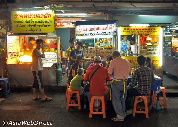 Bangkok Street Food Guide - Bangkok.com Magazine