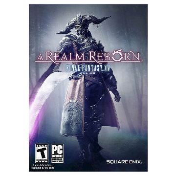 Final Fantasy XIV: A Realm Reborn - Electronic Software Download (PC Game)