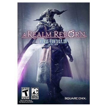Final Fantasy XIV: A Realm Reborn - Electronic Software Download (PC Game)